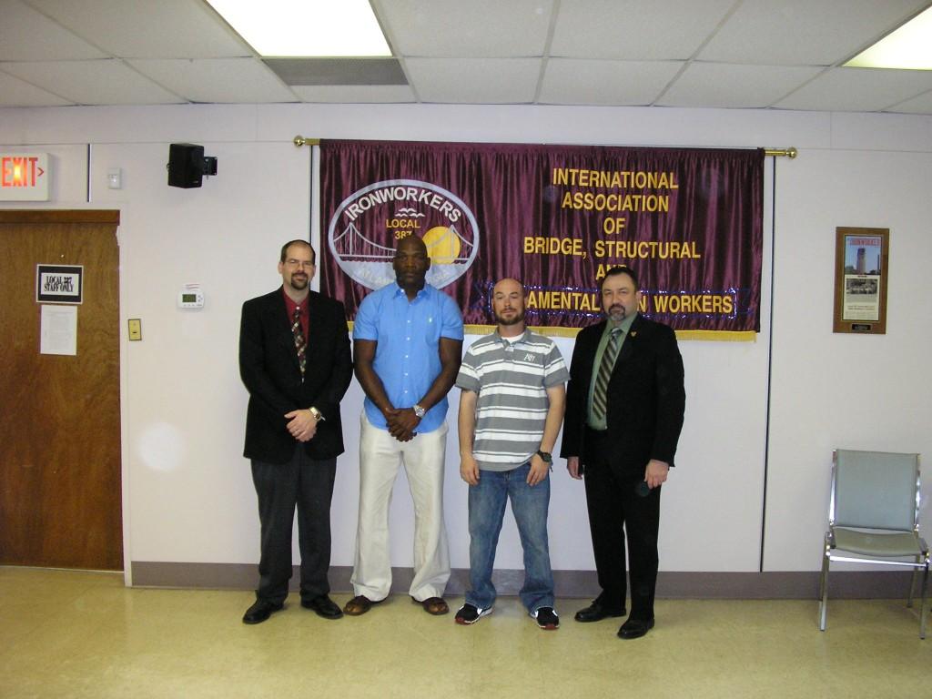 Apprentice Graduation 2014