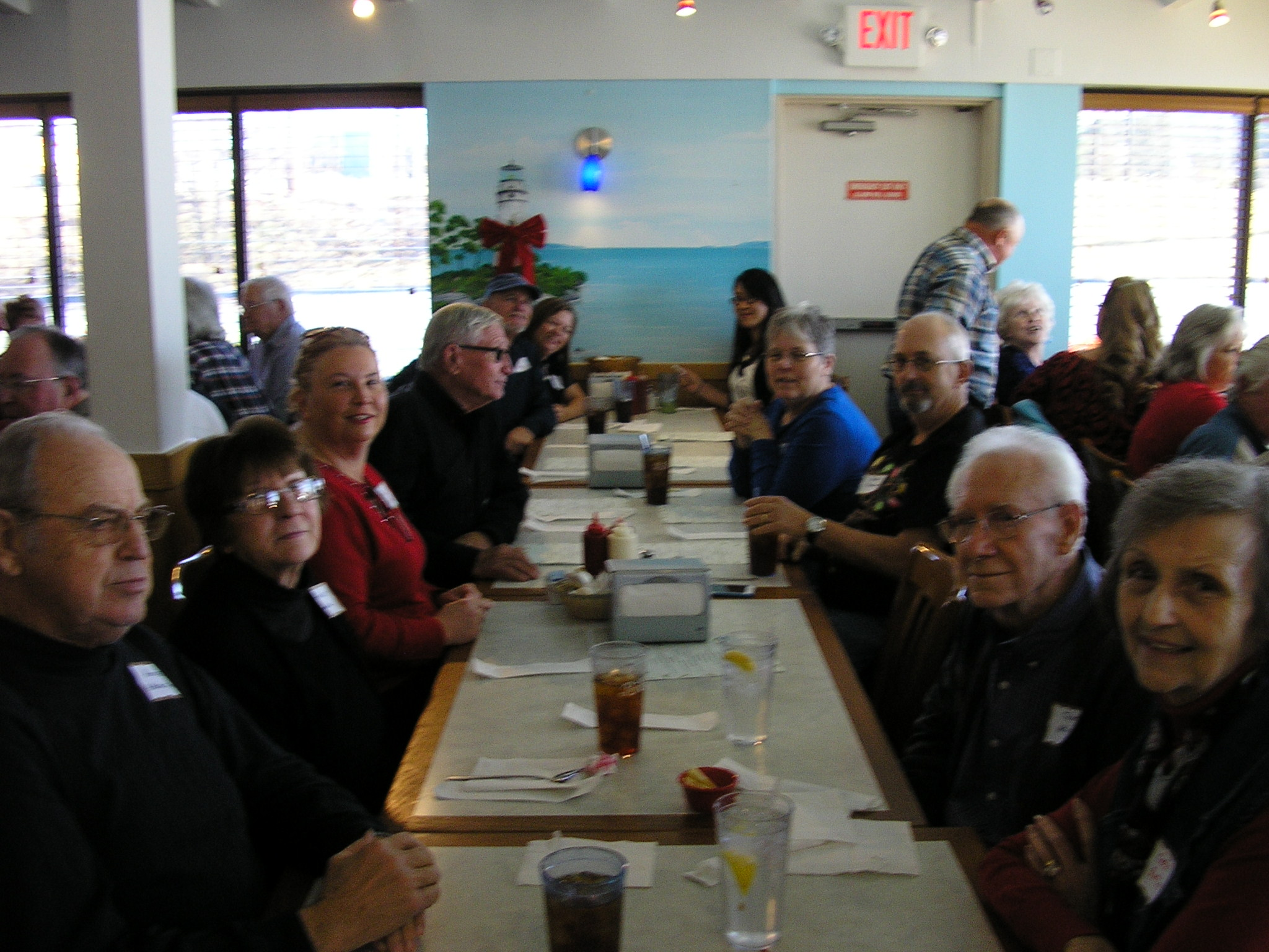 Retiree Christmas Luncheon 201