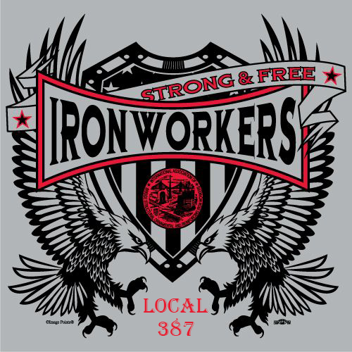 eagle – Iron Workers Local Union No  387